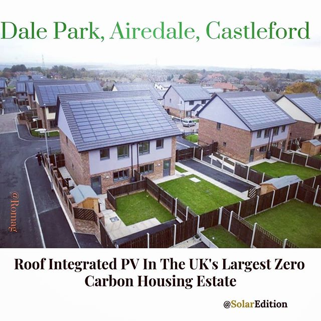 Dale Park Is The Uk S Largest Zero Carbon Housing Estate