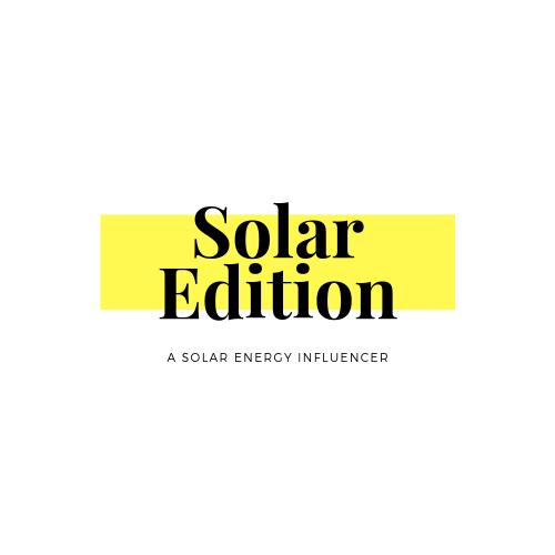 Solar Edition Logo
