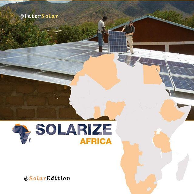 Solarize Africa