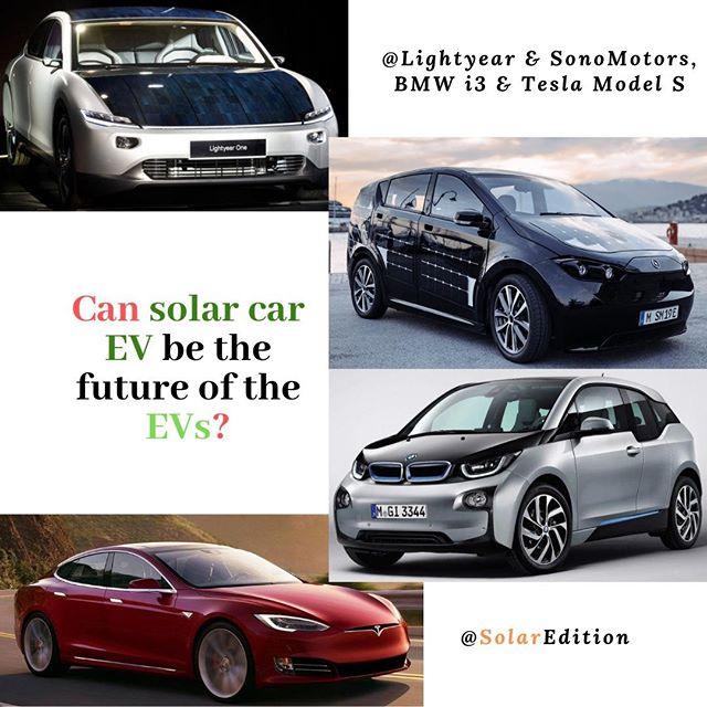 Can Solar Electric Vehicle be the future of Electric Vehicles?