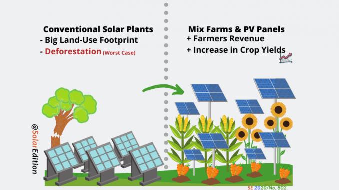 agrivoltaics