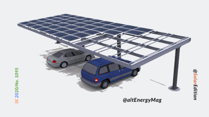 Solar Carports An Innovative Way To Harness Solar Energy While Keeping Your Car Safe Solar Edition