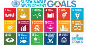 Solar Edition working actively toward UN's Sustainable Development Goals 4,7,8,9,11,13 and 17 Image Source: UN Website
